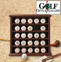 Golf Ball Display Cabinet - 29.99
