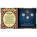 "American Heritage Mint ""No Motto"" Collection - 39.99"