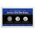 American Coin Treasures Silver Dimes - 44.99