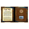 American Coin Treasures Civil War Coin and Stamp Collection - 49.99