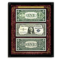 "American Coin Treasures ""No Motto"" Currency Collection - 39.99"