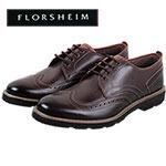 Florsheim Men's Brown Casey Wingtip Shoes