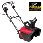 Tornado Tools Electric Snow Thrower