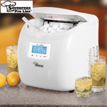 Savoureux Pro Portable Ice Maker