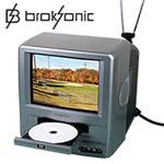 Broksonic DVD TV Combo
