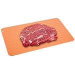 Copper Defrosting Tray