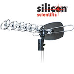 Silicon Scientific Motorized HDTV Antenna