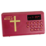 Wonder Bible Audio Player