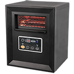 EZ Heat 1500W 4-Element Cabinet Heater