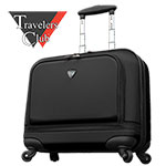 Travelers Club TCL-69218 Rolling Laptop Briefcase