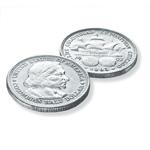 The Columbian Exposition Silver Half Dollar