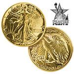 The Mathew Mint Walking Liberty Half Dollar