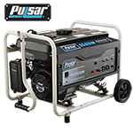 Pulsar PG3500M Gas 200cc Generator - 3500 Watt
