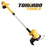 Tornado Tools Cordless Grass Trimmer & Edger