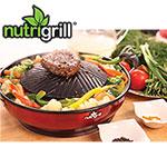 Nutri Grill Electric BBQ Grill