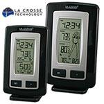 LaCrosse Wireless Indoor/Outdoor Weather Combo