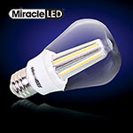 Miracle LED Cool Un-Edison Bulbs