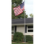 American Pride Flag/Pole Kit