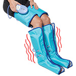 St. John's Medical Air Compression Leg Wraps