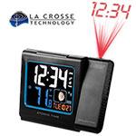 La Crosse Tech Color Projection Clock
