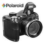 Polaroid iE1530W 18.1MP 15x Zoom Camera - Black