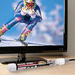 Magic Stick HDTV Digital Antenna with 80 Mile Range