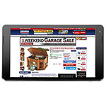 Nuvision 10.1 Inch 16GB Quad Core Tablet