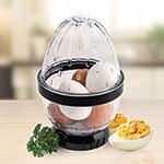 Hard Boiled Egg Peeler by Grania Egg Stripper