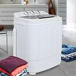 Zeny Products Compact Twin Tub Washing Machine