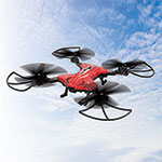 CIS-110W Folding Arms Quad Copter