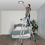 OxGord Multi-Use Scaffolding Ladder