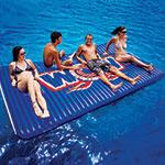 WOW Watersports Inflatable Floating Water Walkway