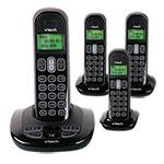 VTech 4- Handset Cordless Phone System