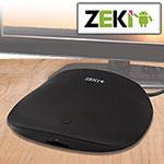 Zeki Android Streaming Media Box