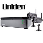 Uniden WDVR4-2 Camera Security System