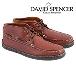 David Spencer Walnut Shoes