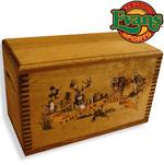 Wooden Accessory Box