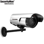 Dummy Outdoor/Indoor Camera w/ LED