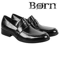 Born Stauder Penny Loafers