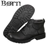 Born Men's Black Fulton Boots