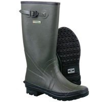 Gander Mountain Men's Green Rubber Farm Boots