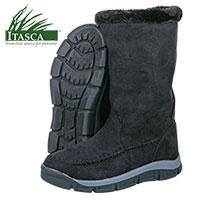 Itasca Women's Black Daphne Winter Boots