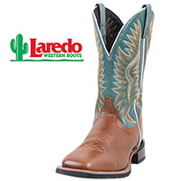 Laredo Men's Tan Western Boots