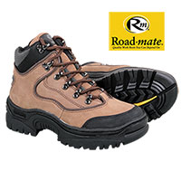 Roadmate Men's Mocha Wyoming Hikers