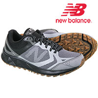 New Balance Men's Black Running Shoes