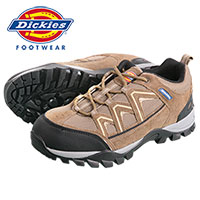Dickies Men's Brown Work Shoes