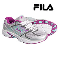 Fila Women's Silver Tempo Running Shoes