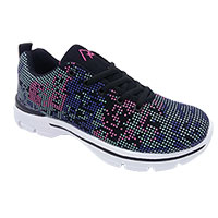 M-Air Freedom SP532 Women's Black Ultralight Athletic Shoes