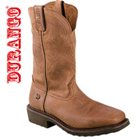 Durango Men's Tan Farm & Ranch Boots