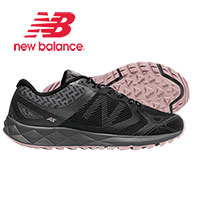 New Balance Women's Black & Pink Running Shoes